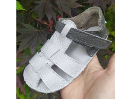 BABY BARE SHOES Gravel-SANDALS NEW 2