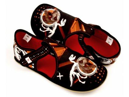 Ef Barefoot 385 Czarny Trex
