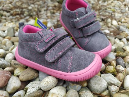 Protetika Barefoot Helga celoročné kožené topánočky/ tenisky