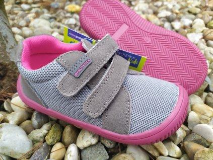 Protetika Barefoot tenisky Dony pink