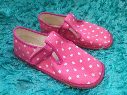 Beda papuče čužové hviezdičky