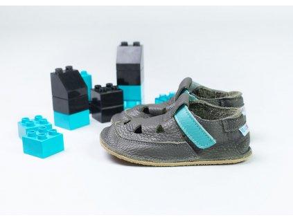 Baby Bare Shoes IO Blue Beetle TS