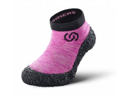 Skinners KIDS Candy Pink- ponožko -topánky