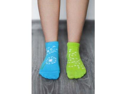 barefoot ponozky kratke pupava 16621 size large v 1
