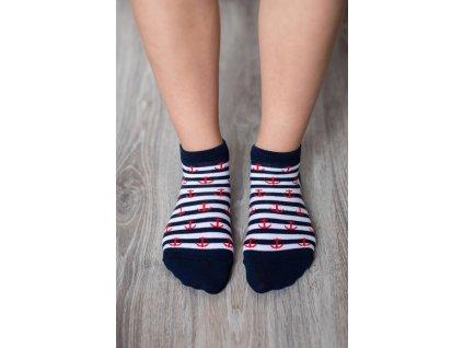 barefoot ponozky kratke kotvy 17479 size large v 1