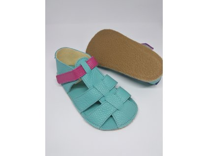 Baby Bare Shoes  Flower - Sandals New