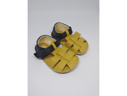 Baby Bare Shoes Ananas  - Sandals New