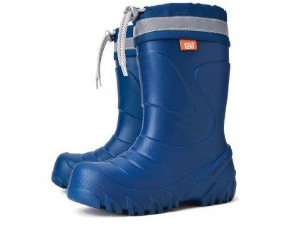 Demar Mammut gumáky- snehule modré 92b193d3287