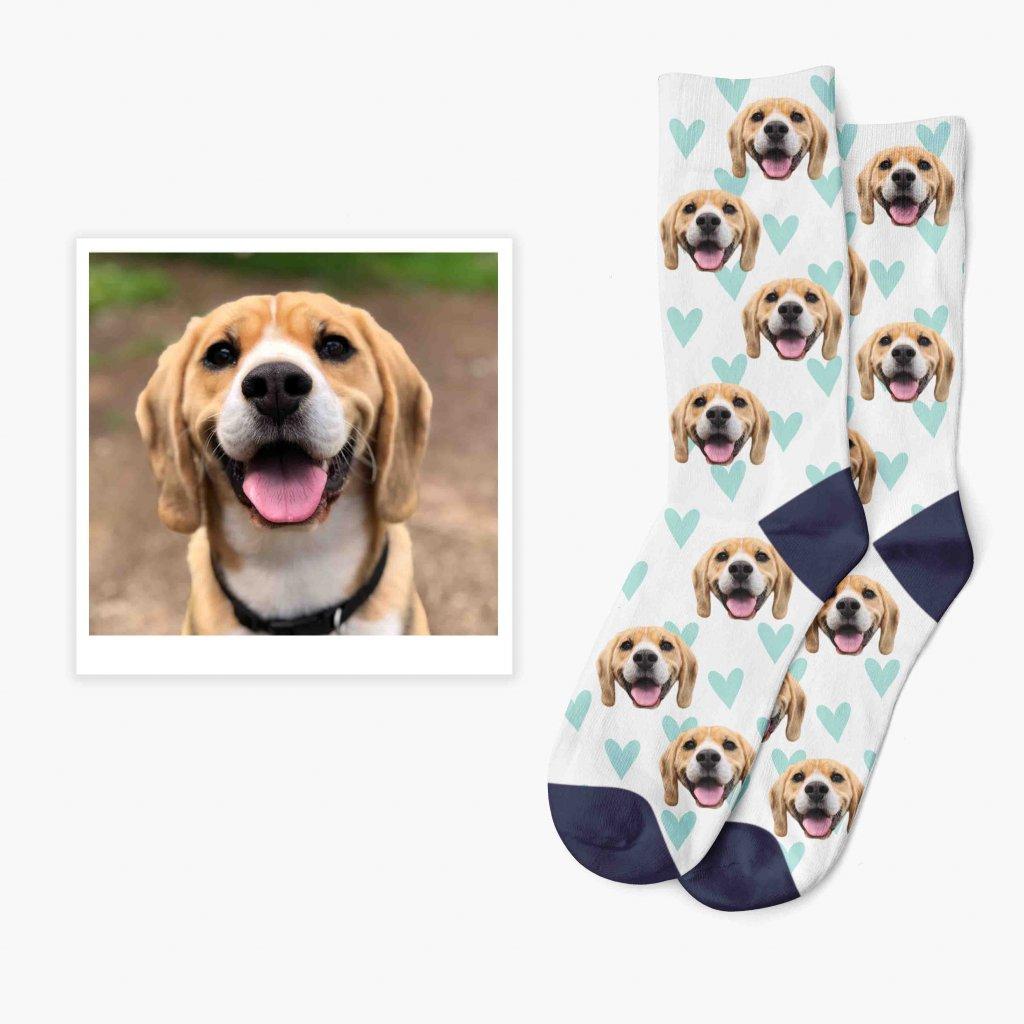 ponožky s vlastním potiskem