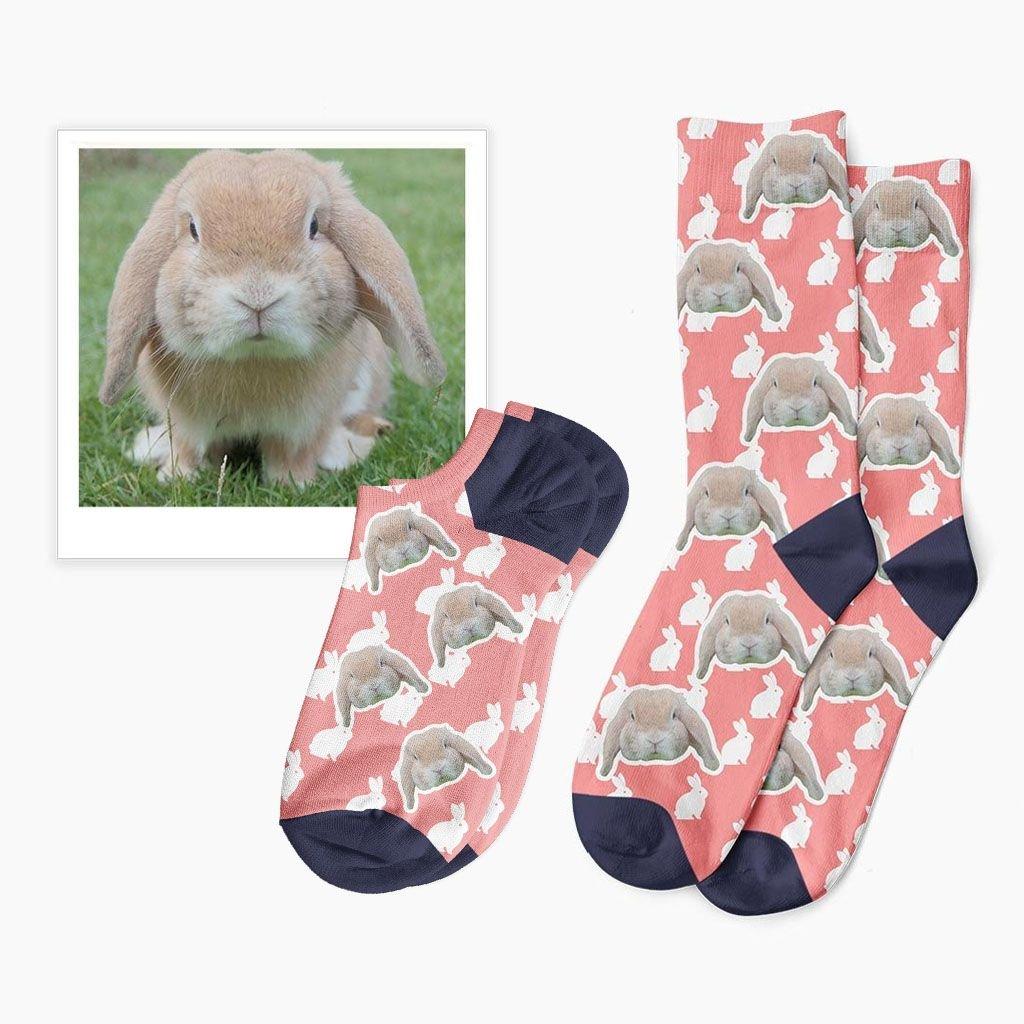 ponožky s králíkem