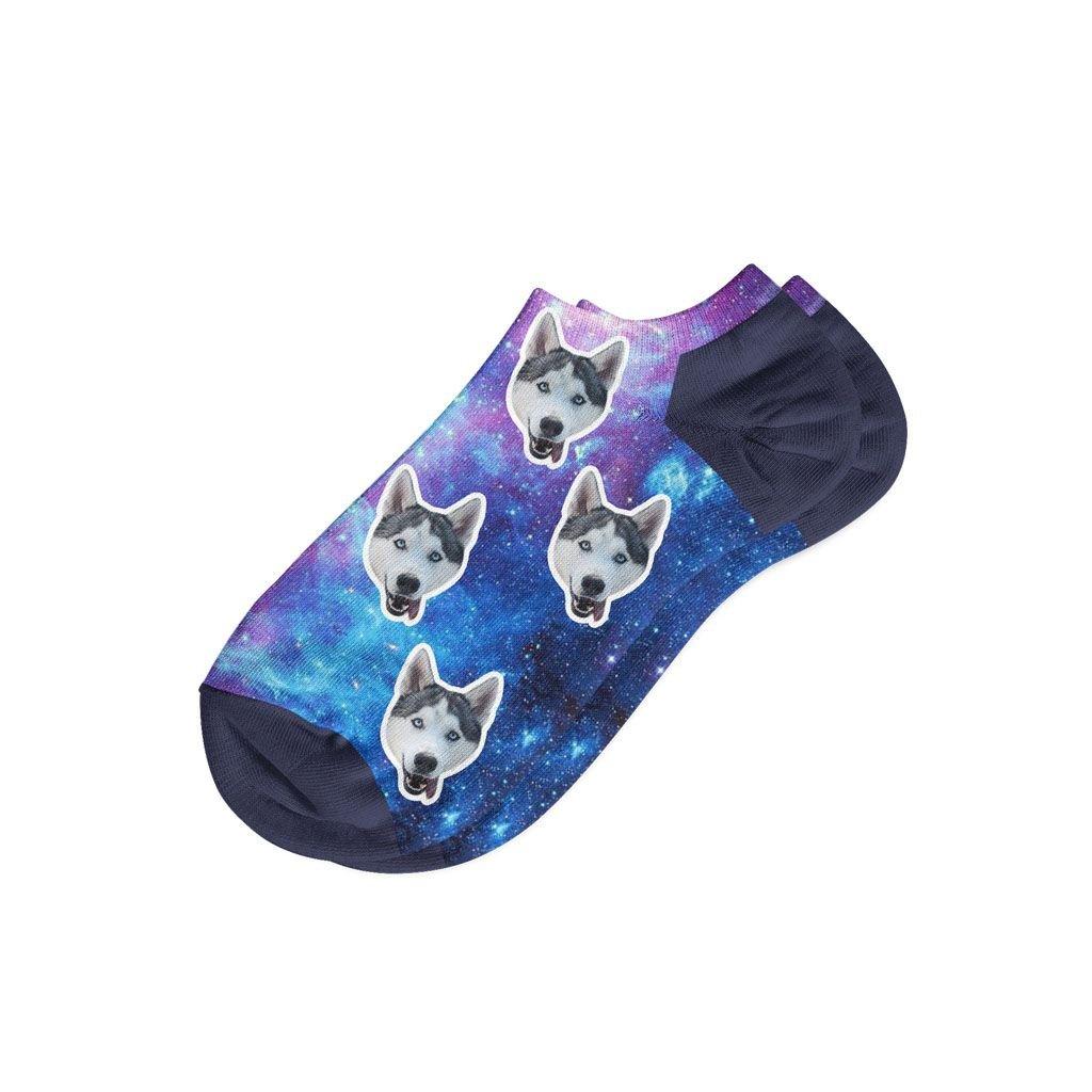 Vlastní ponožky s fotkou