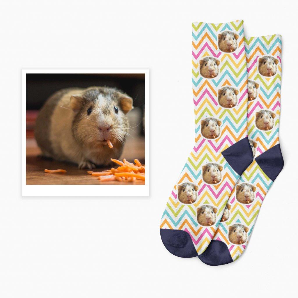 veselé ponožky s potiskem