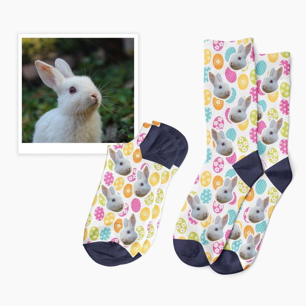 ponožky na velikonoce