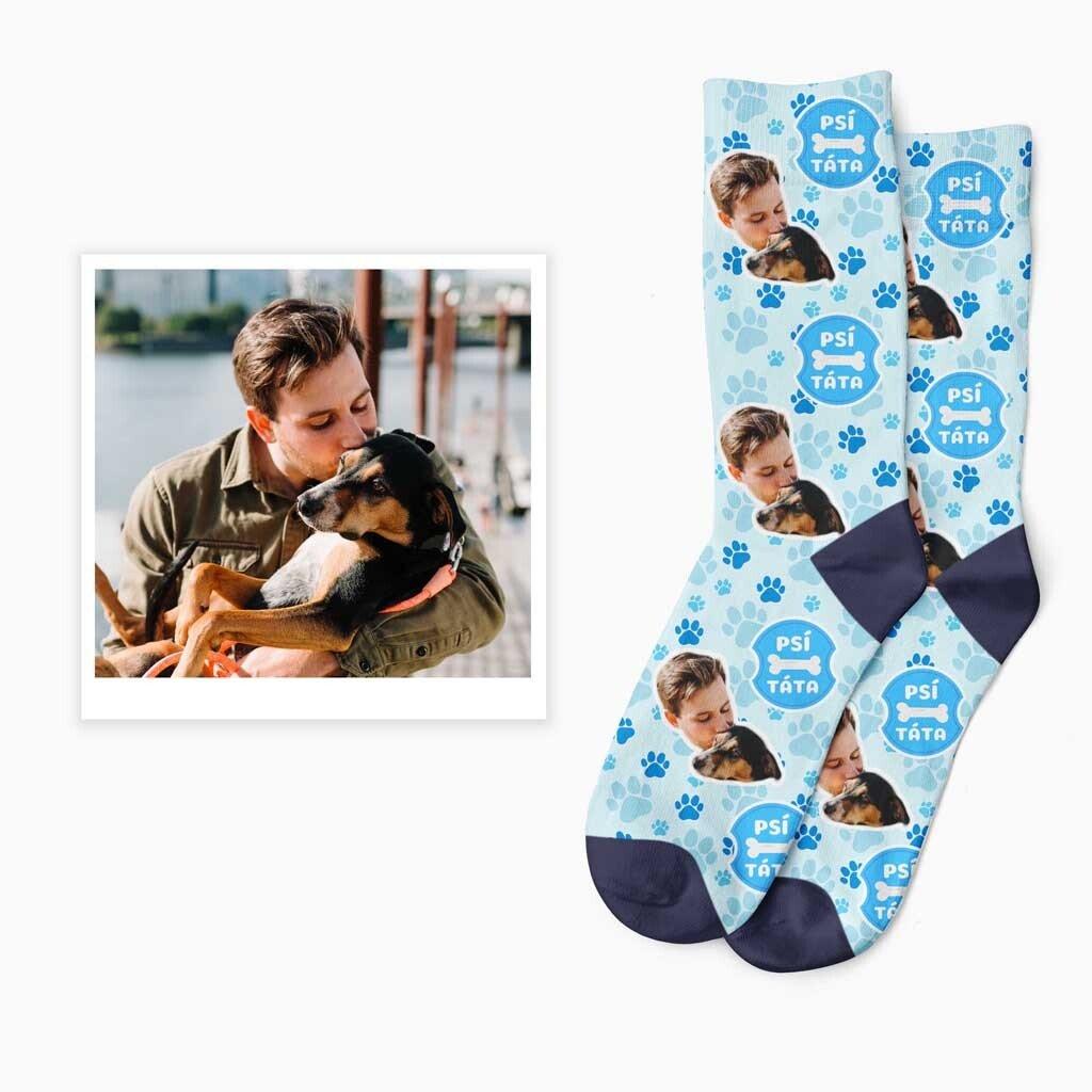Ponožky psí táta