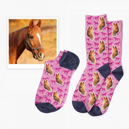 ponožky pro milovníky koní