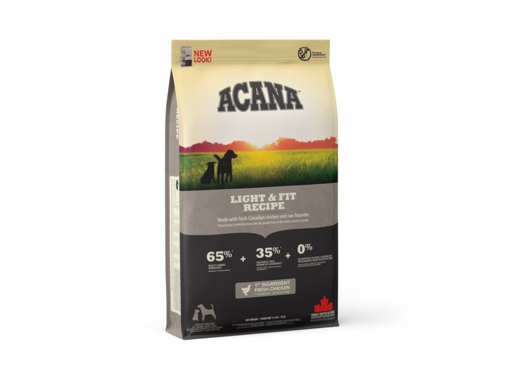 ACANA Light & Fit 11,4 kg HERITAGE