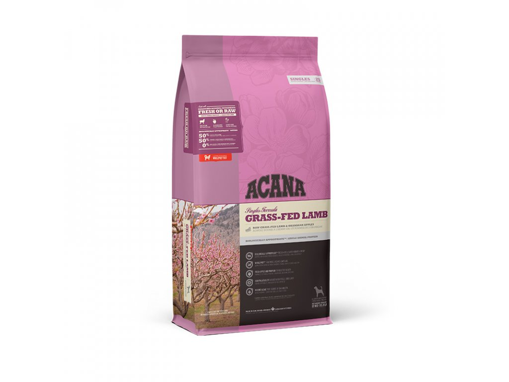 ACANA GRASS-FED LAMB 17 kg SINGLES