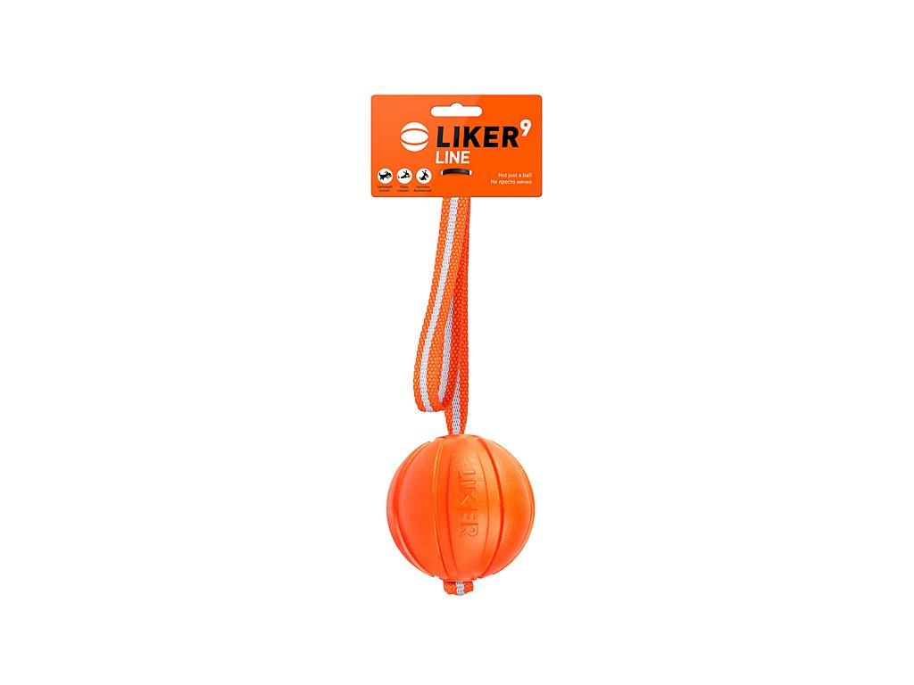 Míček pro psy Liker Line 9cm