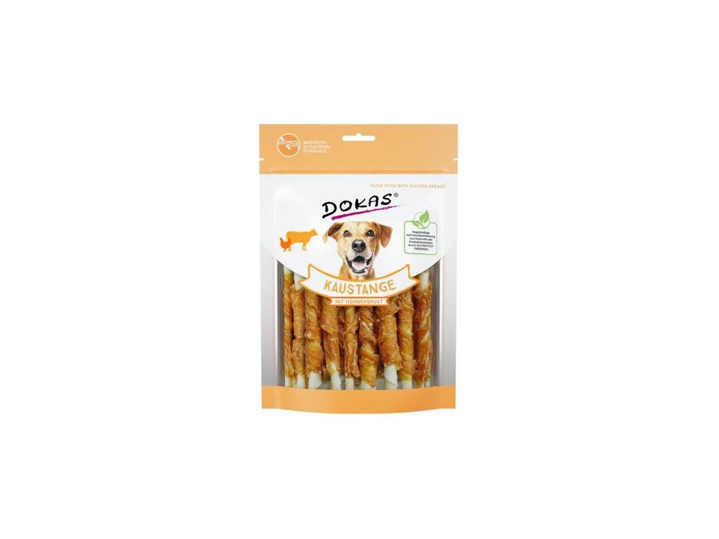 Dokas - Tyčinky z hovězí k. obalené kuřecím 200 g
