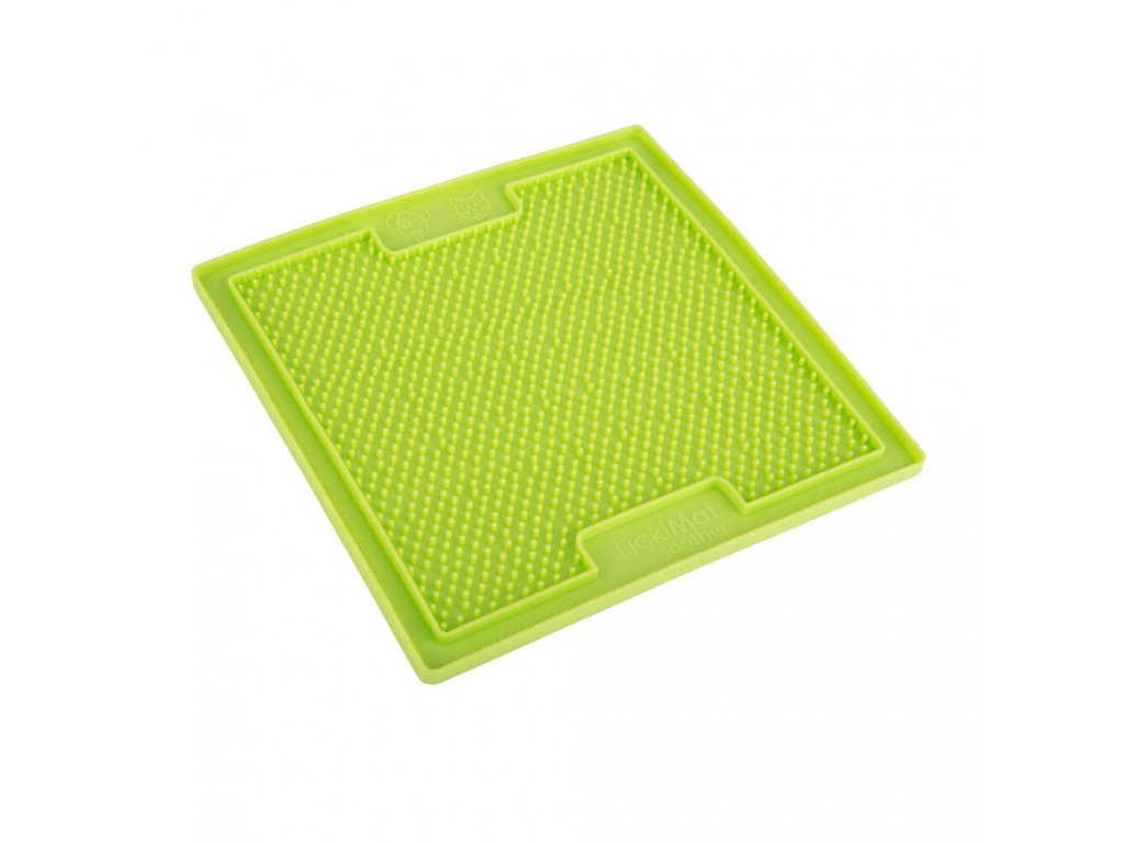 lickimat soother single green
