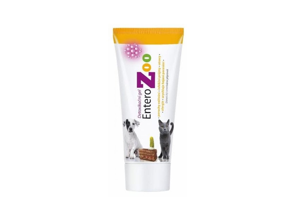 ENTERO ZOO GEL TUBA 100G