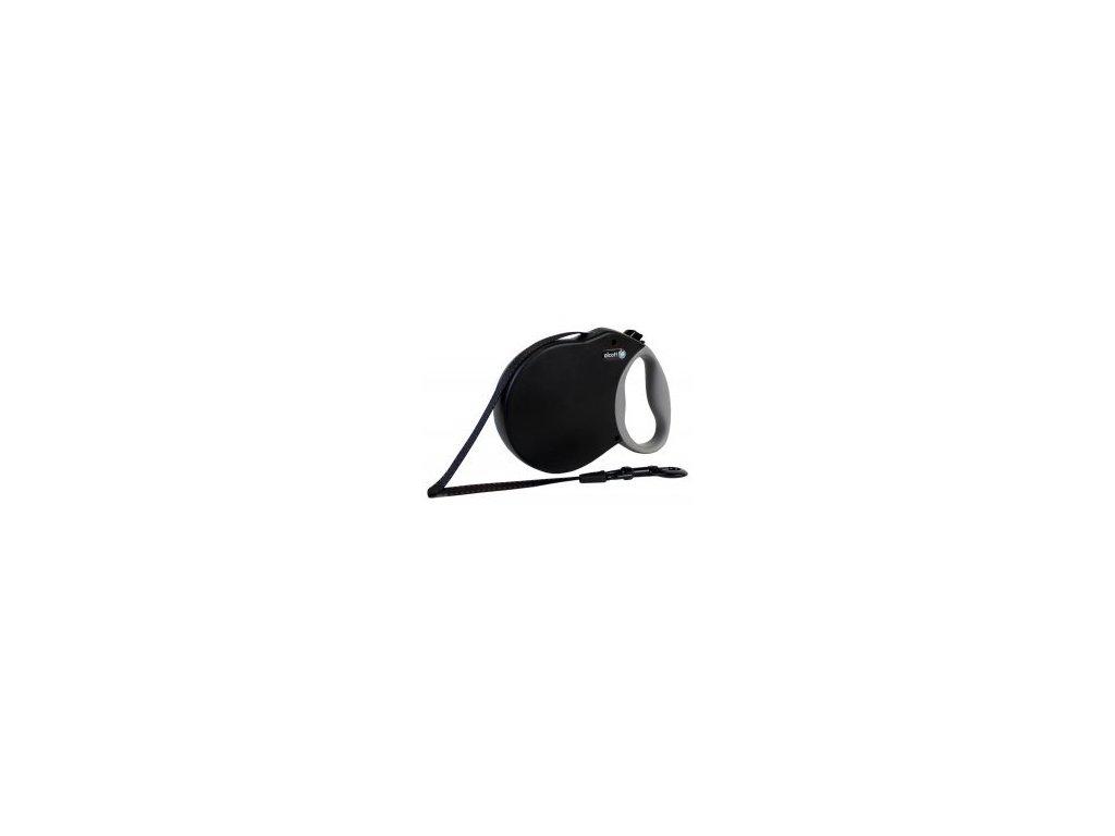 Alcott Vodítko, Adventure, černé, velikost S