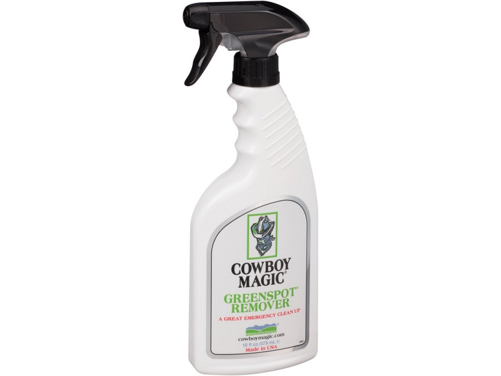 COWBOY MAGIC GREENSPOT REMOVER SPREY 473 ml