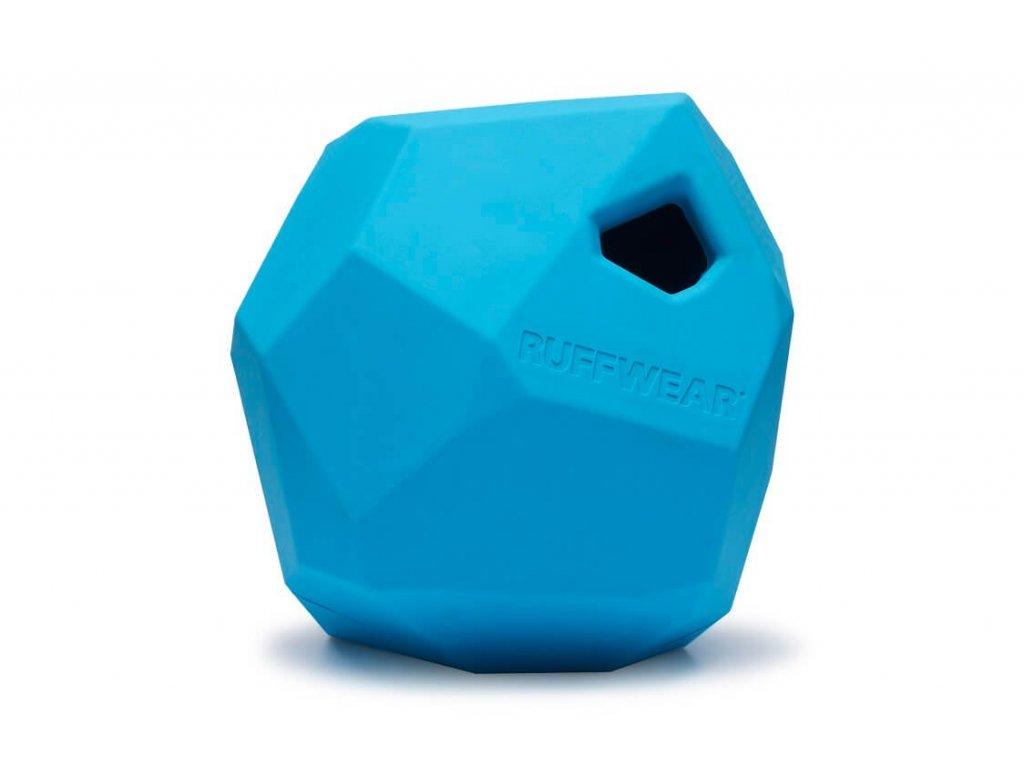 Ruffwear hračka pro psy, Gnawt-a-Rock, modrá