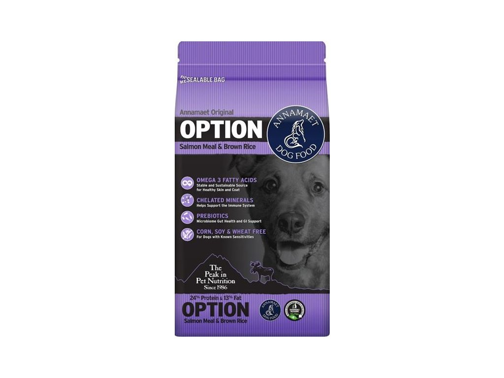 Annamaet OPTION 24% 18,14 kg (40lb)