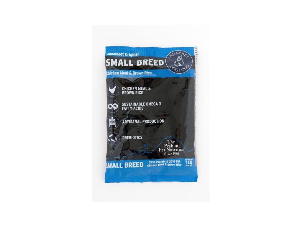 Annamaet SMALL BREED 450 g (1lb)
