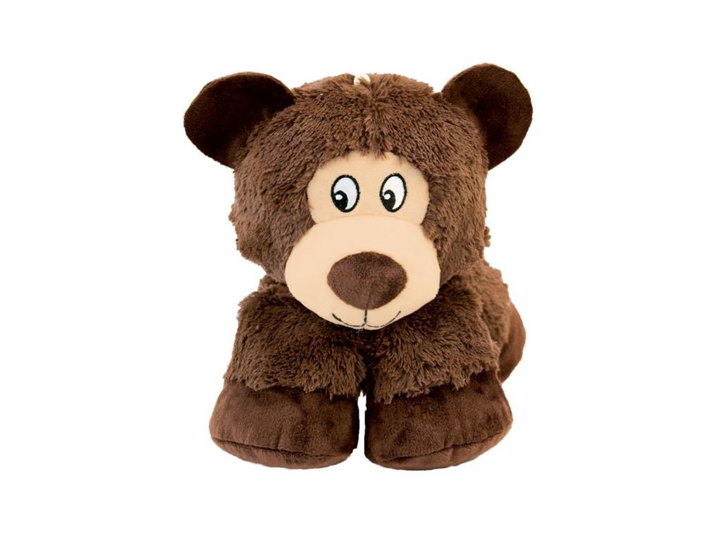 Hračka plyš STRETCHEZZ medvěd Kong L