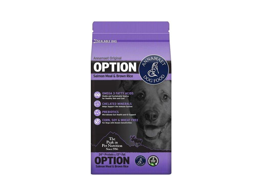 Annamaet OPTION 24% 5,44 kg (12lb)