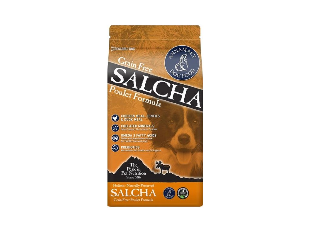 Annamaet Grain Free SALCHA 5,44 kg (12 lb)