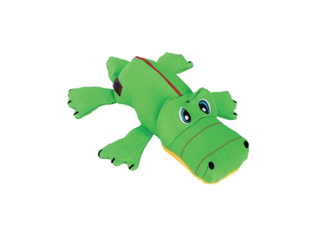 Hračka plyš Cozie Anna Alligator L Kong