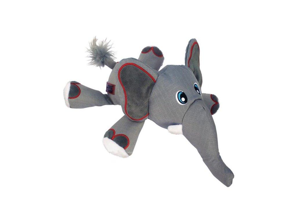 Hračka plyš Cozie Ella Elephant L Kong