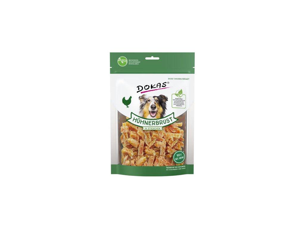 Dokas - Kuřecí prsa kousky 200 g