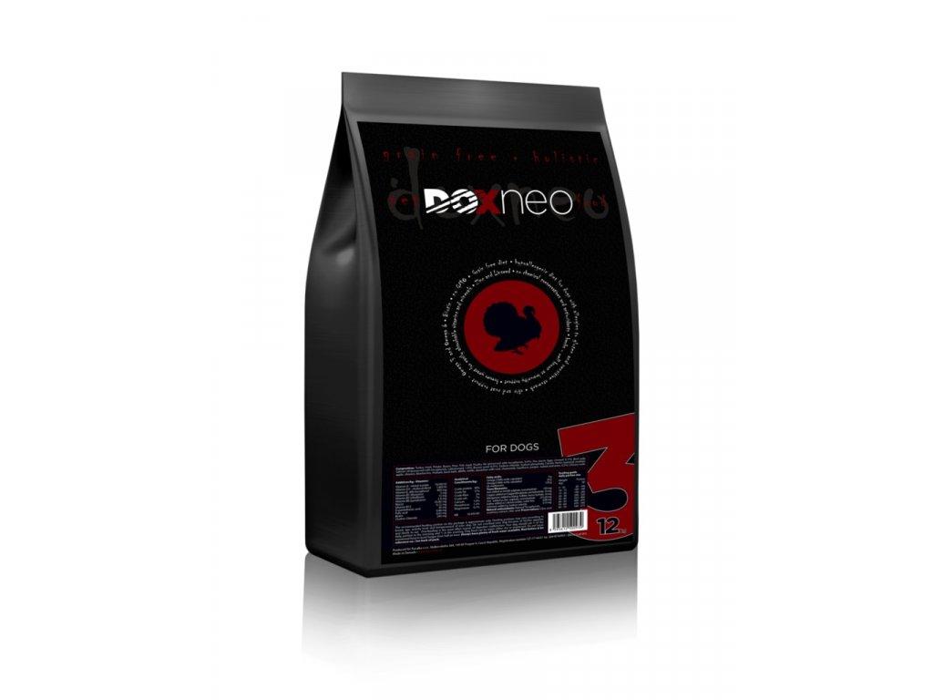 Doxneo 3 - krůtí bez obilovin 2,5kg
