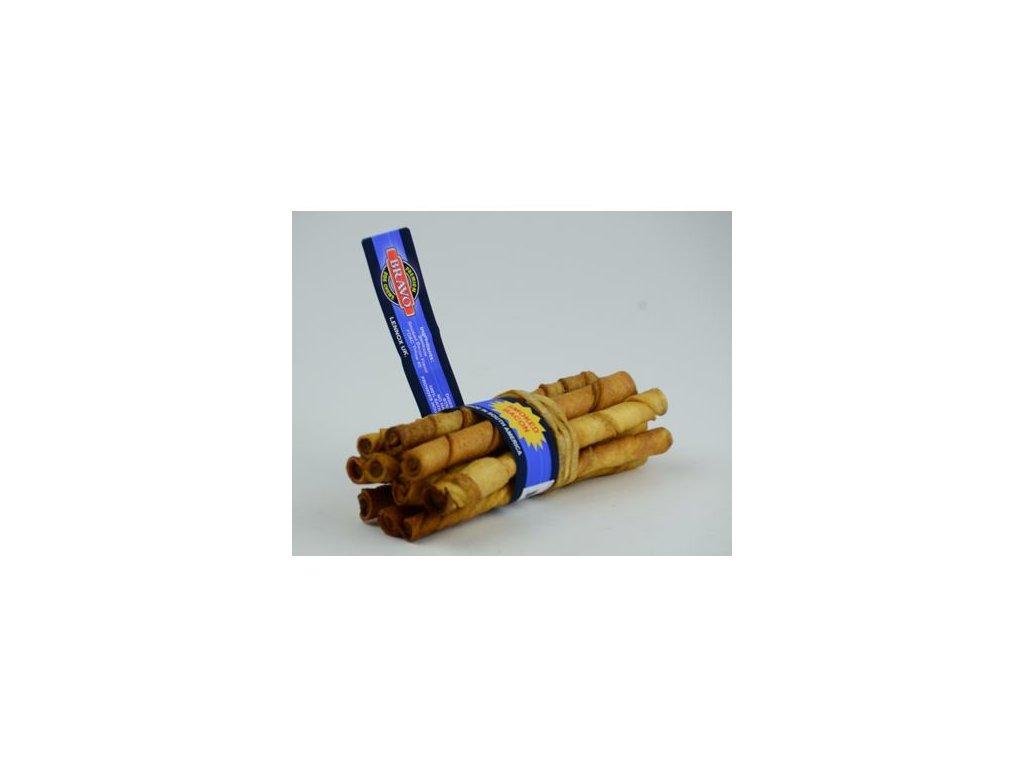 Tyčka z hovězí k. Bacon 10ks – slanina – 14 cm