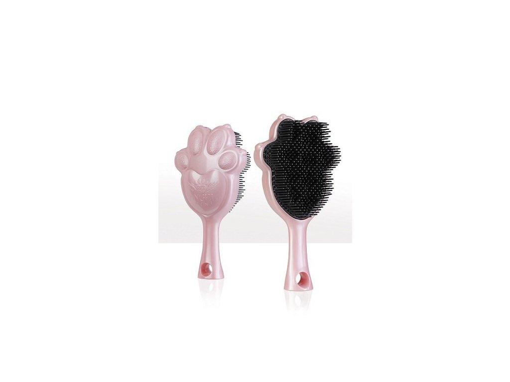 Pet Angel kartáč pro psy a kočky mini, růžový