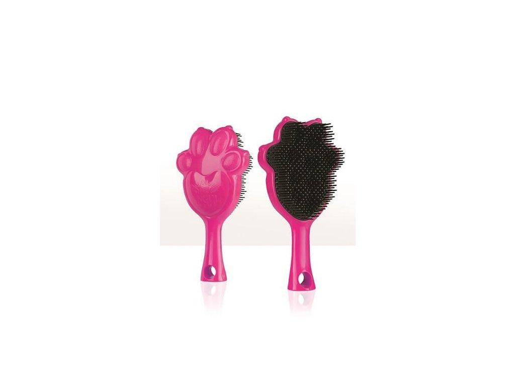Pet Angel kartáč pro psy a kočky mini, fialový