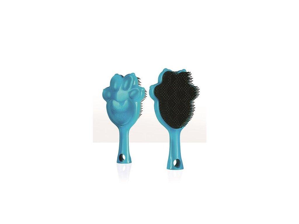 Pet Angel kartáč pro psy a kočky mini, modrý