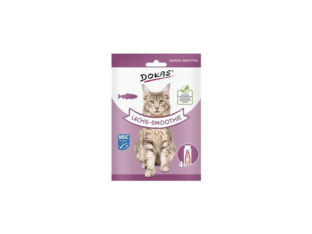 Dokas – Lososové smoothie 120 ml