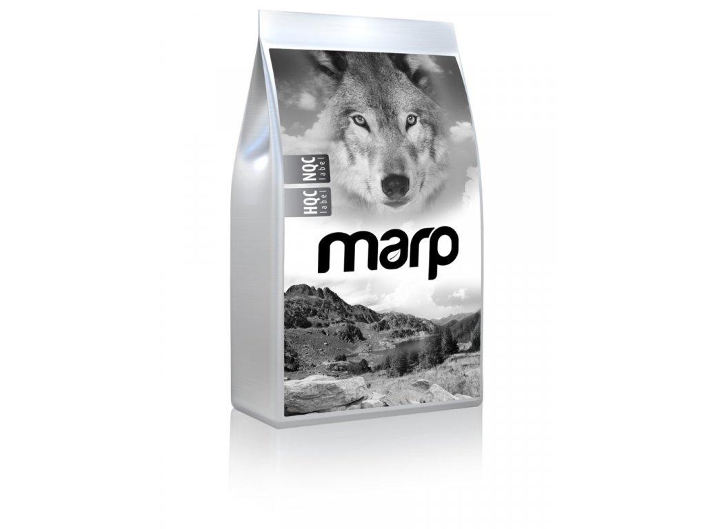 Marp Holistic Red Mix - hovězí,krůtí,zvěřina bez obilovin 18kg + pamlsky ZDARMA