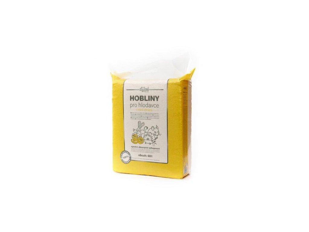 LIMARA hobliny s citronovou vůní, 60l/2,5kg