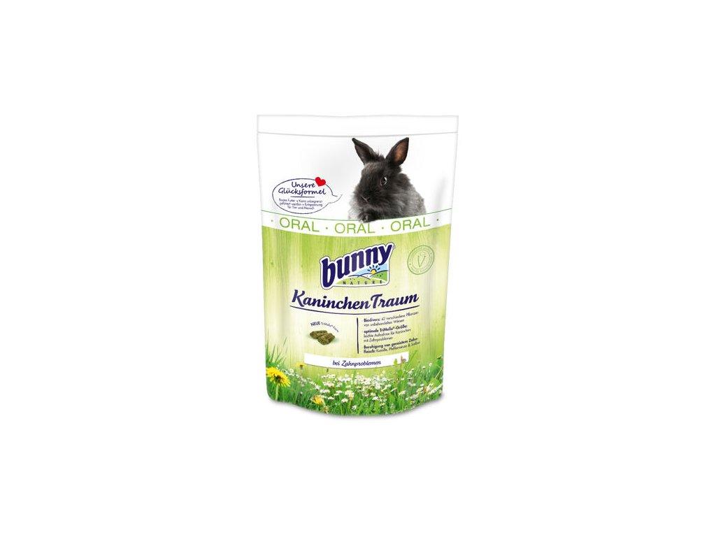 Bunny Nature krmivo pro králíky - oral 750 g