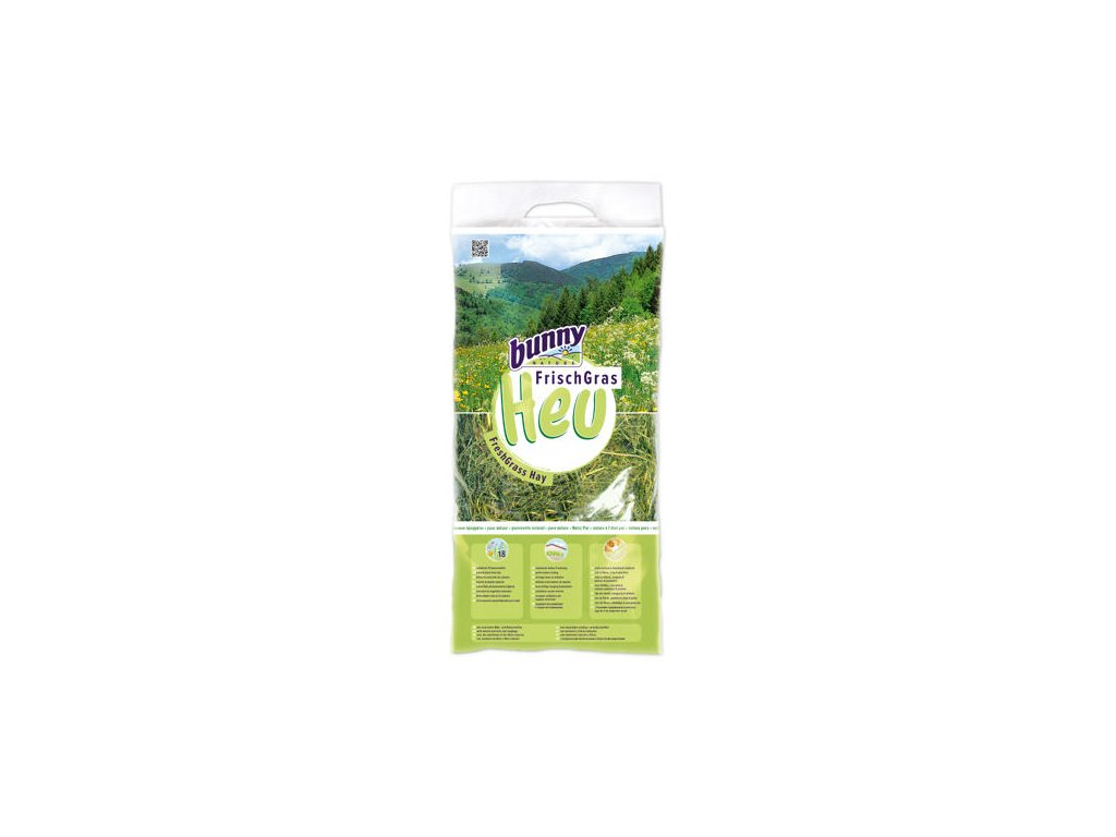Bunny Nature seno FreshGrass 750 g
