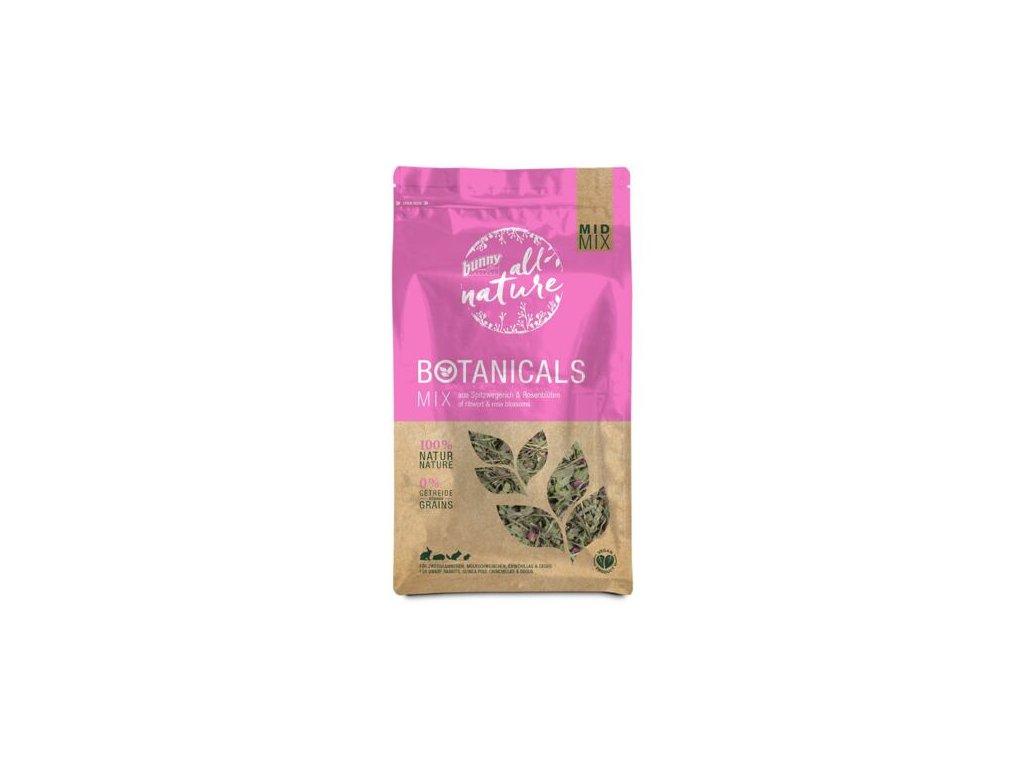 Bunny Botanicals - s jitrocelem a růží 120 g