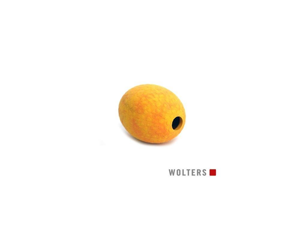 Wolters Austrich Egg Mango detail large