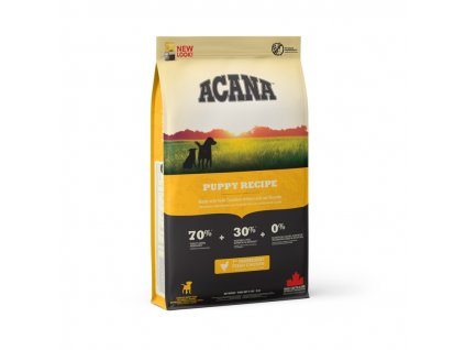 ACANA Puppy Junior 11,4 kg HERITAGE
