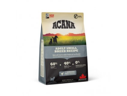 ACANA Adult Small Breed 2 kg HERITAGE